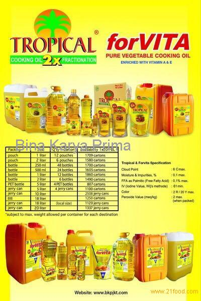 PALM COOKING OIL CP6