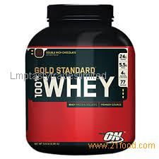 100% Whey Gold Standard Double Rich Chocolate Optimum Nutrition