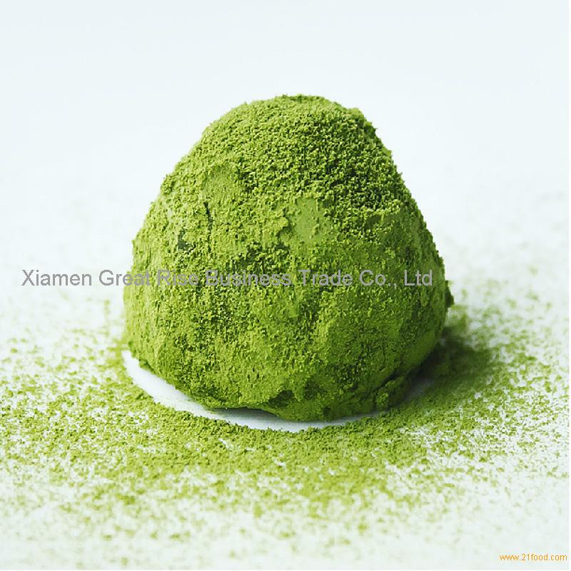 Korean Matcha Green Tea Powder with Private Label