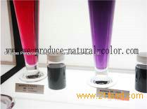 produce natural colorant purple sweet potato red