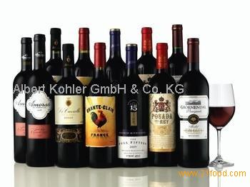 Copy of Red Wine of All Brand for Sell, French Wine and Italy Wine in Stock