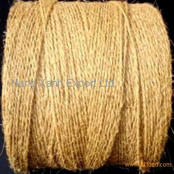 how to make coconut coir rope