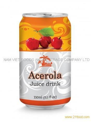 330ml Acerola Juice Drink