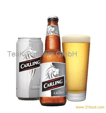 carling beer & other premium beers