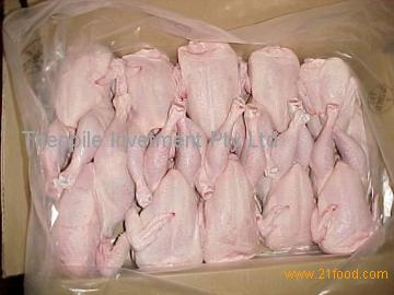 frozen boneless skinless chicken breast, chicken wings, chicken thighs, and chicken drumsticks