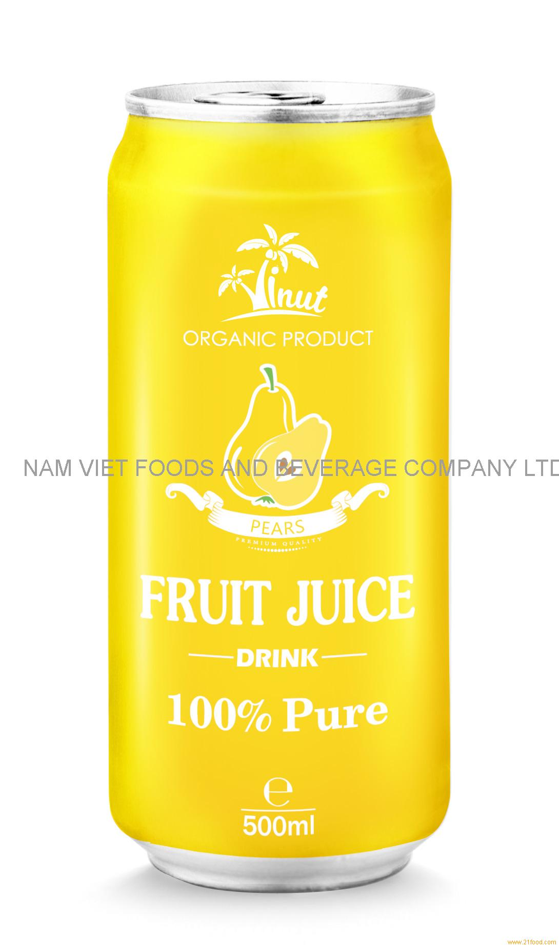 500ml Pear Juice