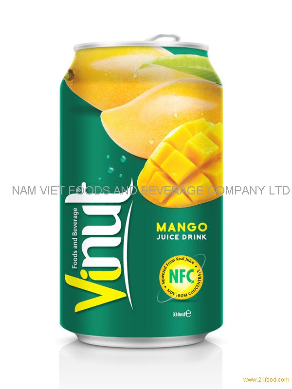 330ml Mango Juice Drink