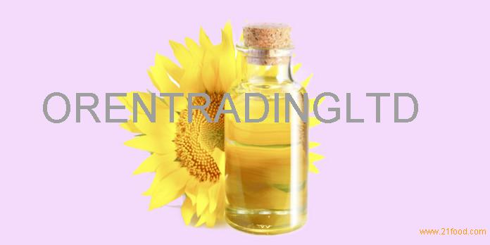 High Quality 100% Refined Sunflower Oil for Sale KOSHER Certified