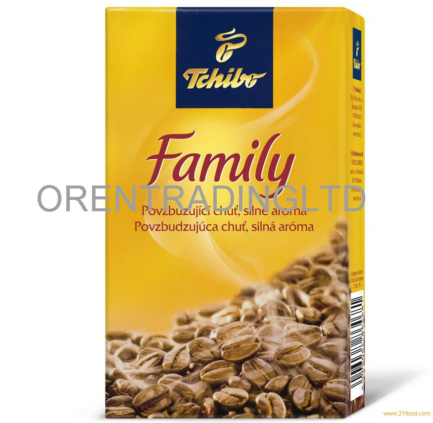 Tchibo family coffee for sale