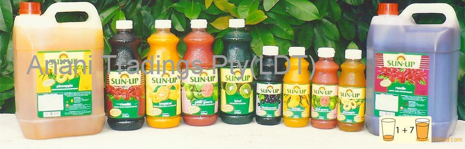 natural 100% solution fruit or vegetable Juice Concentrate