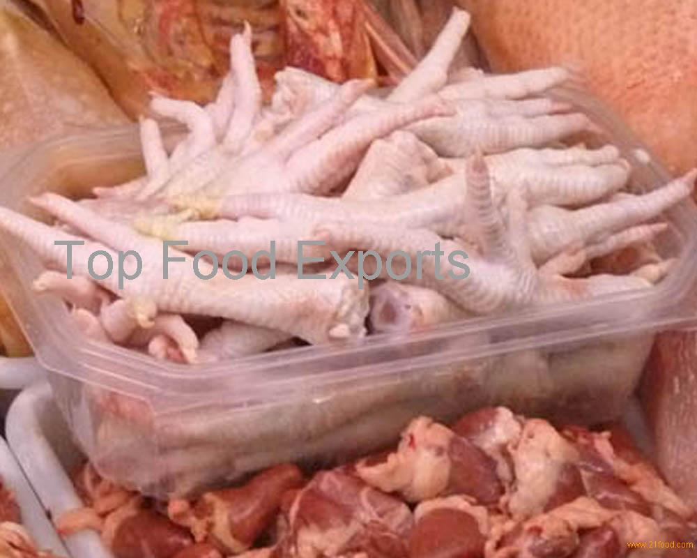 Frozen Pork Feet