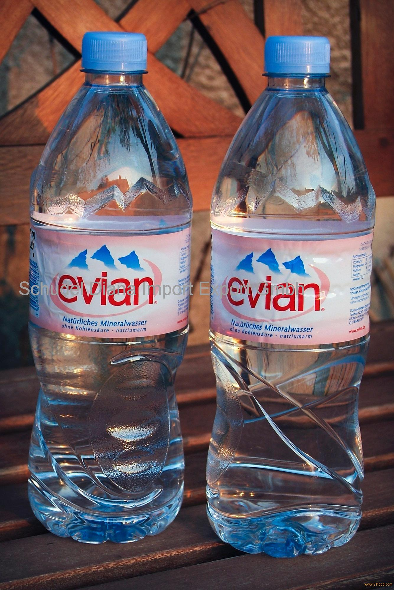 evian water in the u s According to business & financial news, breaking us & international news coca-cola still holds a master distribution agreement with danone for evian bottles water in the us danone does control the global brand name evian and even the us website for evian is credited to danone it is also important to note that coca-cola's stake in evian.