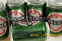 Becks/Bavaria/Carlsberg/Corona Beer 33cl Bottle