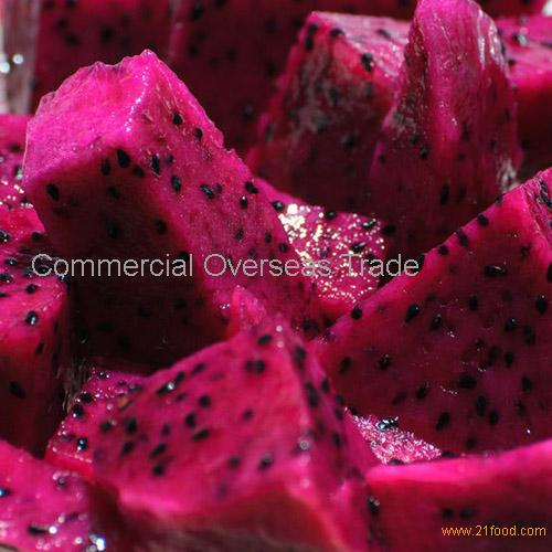IQF Dragonfruit on sale, 30% discount