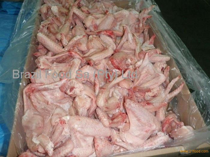 Premium Quality Halal Frozen Whole Chicken and Parts / Thighs / Feet / Paws /
