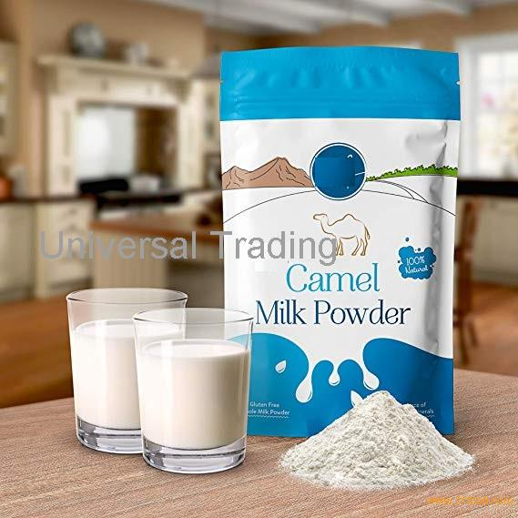 Camel Milk Powder sales
