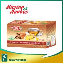 Cinnamon Flavor Instant Flavoured Ginger Tea