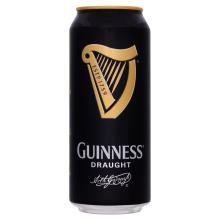 Guinness Draught cans