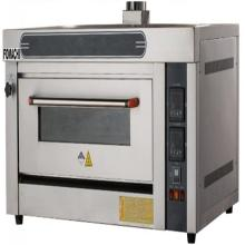 Commercial Single Gas Deck Oven 1 Deck 2 Trays Cake Bakery Oven FMX-O20R