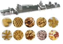 core filled snack processing line