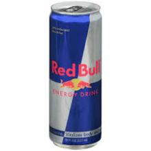 Original Bull Energy Drink Red