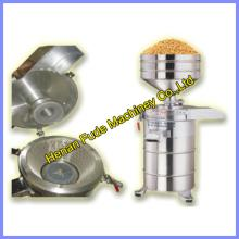 High quality soybean milk making machine , commercial use beans milk milling machine
