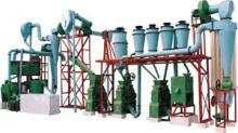 Saving and environmental protection product-wheat roller mill