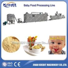 Full Line Automatic Instant Baby Food Processing Line