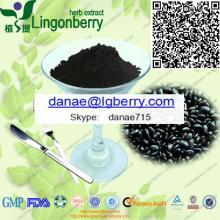 Black Soybean Hull Extract, Anthocyanin GMP factory