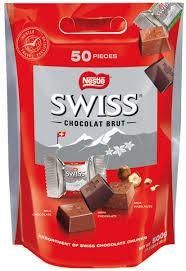 NESTLE SWISS Chunks Mix 20x500g