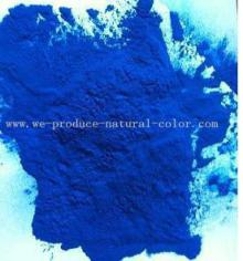 spirulina blue , savoury using colorant