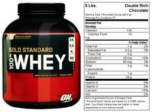 Optimum Nutrition 100 % Gold Standard Whey Protein Powder