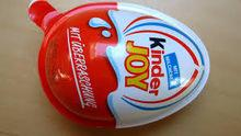 Original Ferrero Kinder Joy, Kinder Surprise Chocolate