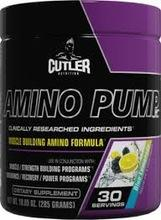 Cutler Nutrition - AMINO PUMP JC