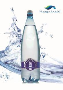 mineral water B'est, 1,5 L, PET
