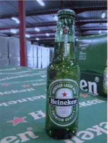 Heineken Beer 250ml bottle Deutch