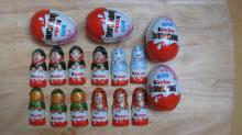 Kinder surprise, KINDER JOY