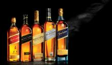 JOHNNIE WALKER WHISKEY
