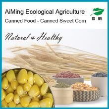 2015 Chinese Canned sweet corn kernel offered by aiming ecological agricuture