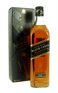 Black Label - Johnnie Walker