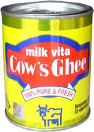 Natural Pure Cow Butter Milk Ghee