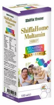 Multi Vitamin Syrup Herbal Syrup