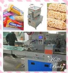 Good Quality Cereal Chocolate Bar Making Machine