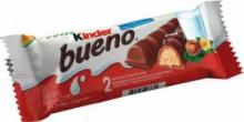 KINDER BUENO / KINDER CHOCOLATE