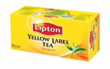 Copy of Lipton Yellow Label Tea 50 pcs.