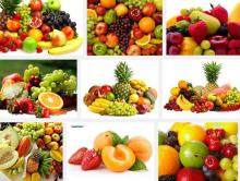 fruits,apples,kiwi,bananas,pineappe,pomegrenate,coconut,Breadfruit,SOURSOP,dates,tomato, Broccol