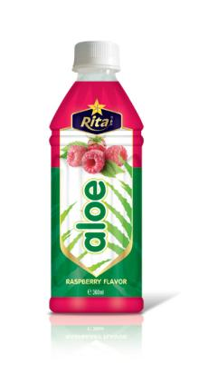Aloe vera with raspberry 360ml