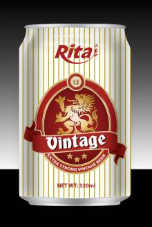 320ml Extra Strong Vintage Beer