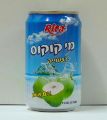 Pure coconut water 330ml