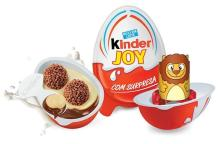Kinder Joy Boy, Girl
